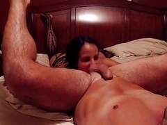 Rookie Couple- Very accommodating GF