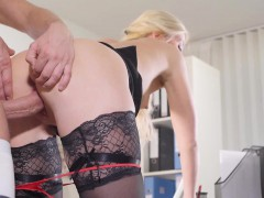Babes - Office Obsession - Hard at Work starr