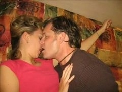 Beautiful youthful blonde wife fucked in hotel