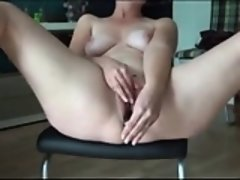 Incredible solo Orgasm housewife Yasmine