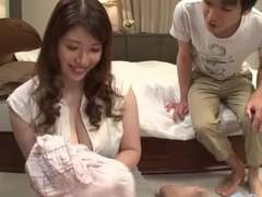 Big-Titted not mom-in-law Seven Herbs Chitose