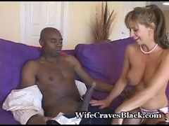 Serious Dick Spitting My Wife