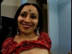 Indian babe banged hard