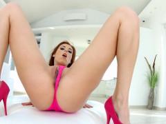 Antonia Sainz mastubating passionately on Give Me Pink