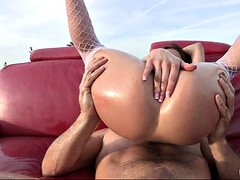 rachel roxxx get her perfect tight ass pounded by a thick cock