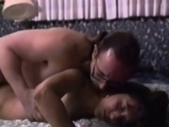 Vintage amateur facialized and pussylicked