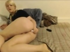 Amateur Tranny pleasing Herself With her Toy