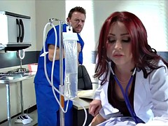 Redhead Doctor Fantasy