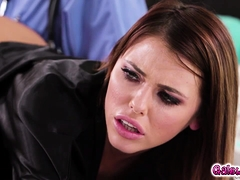 Penny Pax and Adriana Chechik goes for anal play