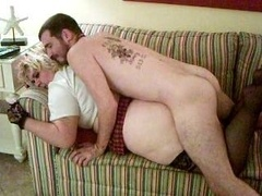 cable guy having an intercourse the wife  doggy