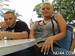 nice bang with busty gal feature video 1