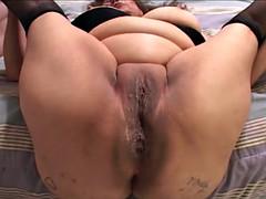 Anal Big Butt Mexican Granny BBW