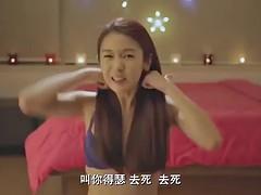 Asiatique, Nana, Marrant, Coréenne, Softcore