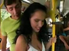 Inexperienced Sex On The Bus