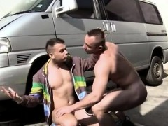 Gay out in public video clips and cigar dad fucked in public