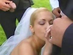 Mariée, Public, Mariage