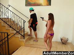 AdultMemberZone   Pervy neighour gets busted
