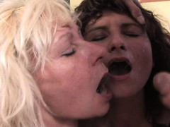 3 old moms on 1 young boy Tasia from dates25com