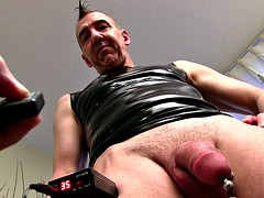 marc straight guy masturbating mature