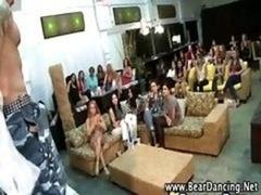 Cfnm cum cumshot on face whore