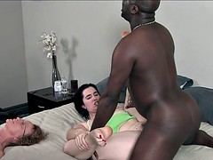 a massive collection of BBC Creampie