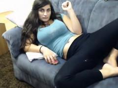 Amateur, Brunette brune, Softcore, Webcam