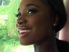 Cute black girl
