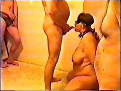 12 Cock Gang Bang