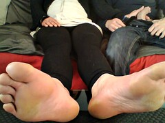 Nice soles pose 4