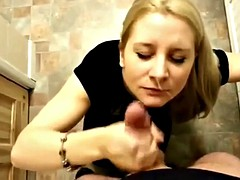 Cumshot Compilation #71 - Teen Amateur Blowjob Facial