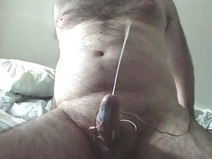 Tir de sperme, Electricité, Énorme
