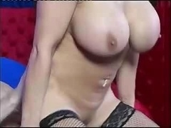 Two breasty British chicks & a pair of fellas are having dirty rough sex