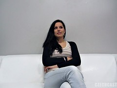 Petra At The Casting