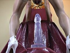 mydirtyhobby AngelAlpha :  Mary Extrem Dildo Ass Piss