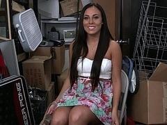 Gianna Nicole gets interviewed