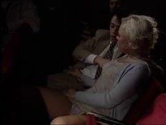 Watchers Fucking In Cinema By Troc