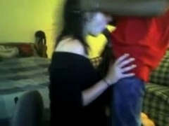 interracial college hard give bj