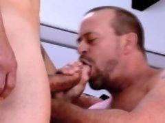 Mamada, Gay, Hd, Masturbación, Músculo