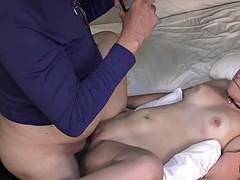 Carol. - 18 yo. high school senior first porn