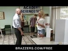 Brazzers -  Blonde Student Alexi
