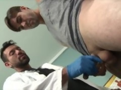 """ExtraBigDicks - Latin Doctor Helps Patient With His Dick"""