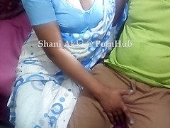 Sri lankan tutor with her student having porno