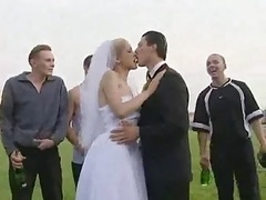 Having an intercourse Wedding Party