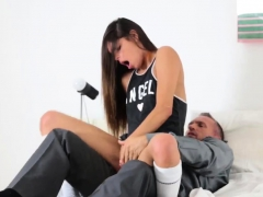 Daddy and his associates fuck playfellow's daughter our