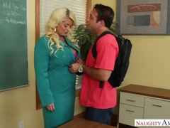 Alura 'TNT' Jenson,Chad White My First Sex Teacher