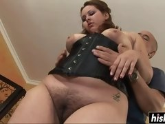 Belle grosse femme bgf, Brunette brune, Éjaculation interne, Poilue, Hard