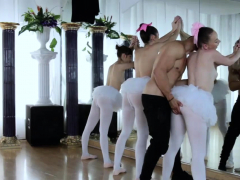 Couple filmed by ally and handjob orgy hd Ballerinas